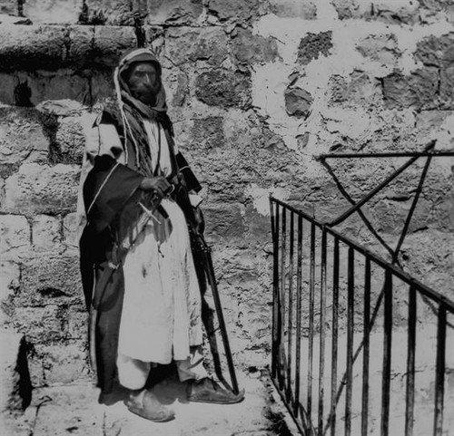 Chefe beduíno em Jericó.jpg
