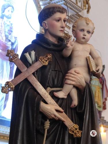 Missa - Procissão Stº António em Loriga !!! 028