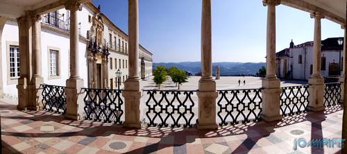 Paços das escolas da Universidade de Coimbra