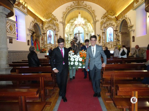 Missa - Procissão Stº António em Loriga !!! 057