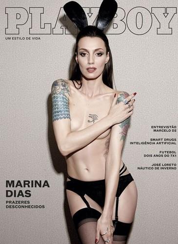 Marina Dias capa