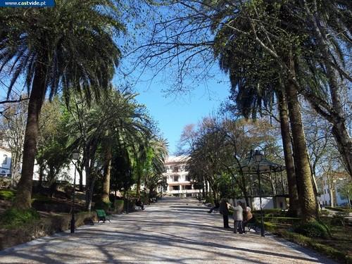 Parque João José da Luz, Castelo de Vide