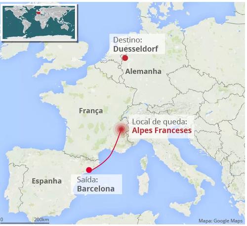 mapa queda avião alemão março 2015.png