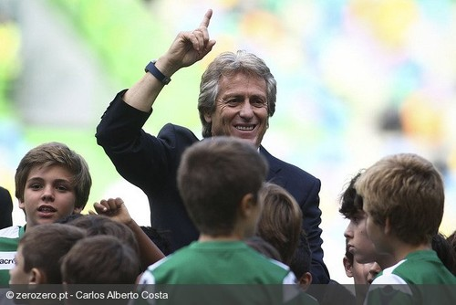 Jorge Jesus no programa Play Off