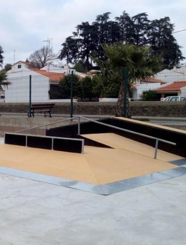 Skate Park, Castelo de Vide
