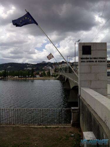 Ponte de Santa Clara em Coimbra [en] Santa Clara bridge in Coimbra