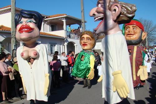 Carnaval de Cabanas de Viriato