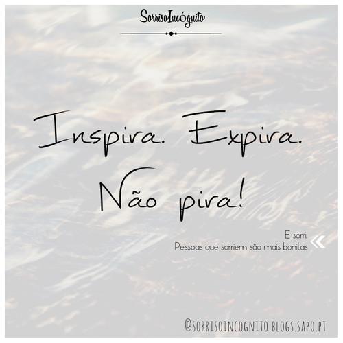 inspira expira