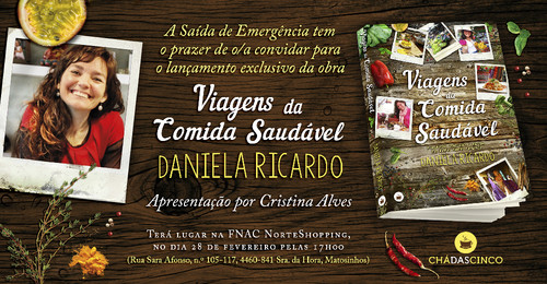 convite_Viagens_Comida_Saudadel_FNAC_NorteShopping