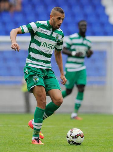 Islam+Slimani+Sporting+Clube+de+Portugal+v+tYLSFdx