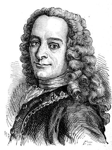 Voltaireb(1694-1778)