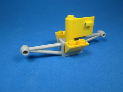 MOC LEGO Barco à vela 3
