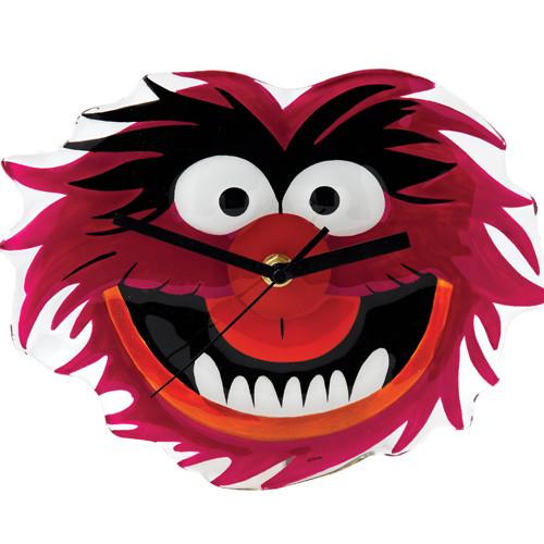 The_Muppet_Show_Animal_Glass_Wall Clock_A24800.jpg