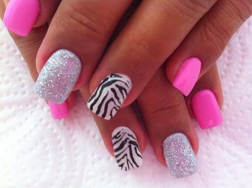 animal-print-cute-nail-art-nails-Favim.com-2134752