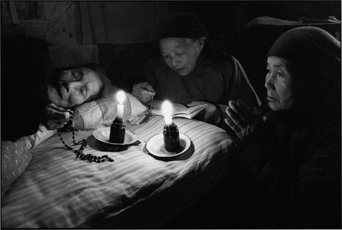 Lu Nan CHINA. Shandong. 1993.jpg