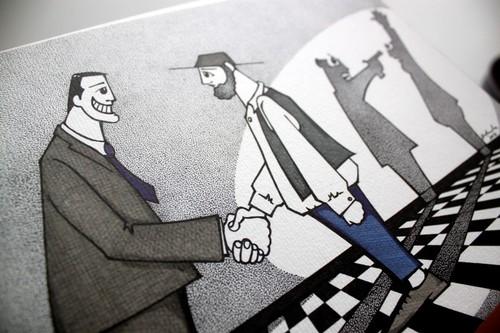 Resultado de imagem para aos vencedores políticos ilustração
