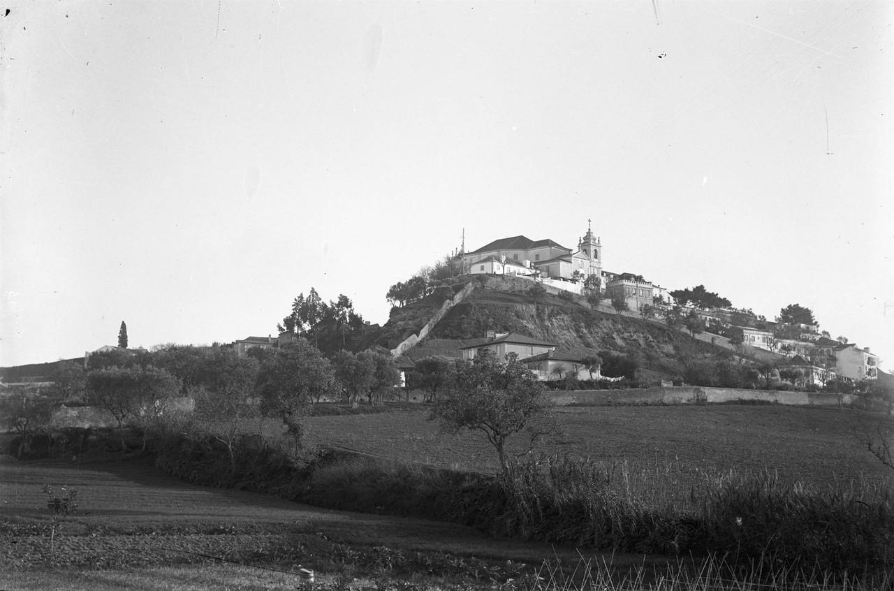 Penha de França, vista da avenida Almirante Reis
