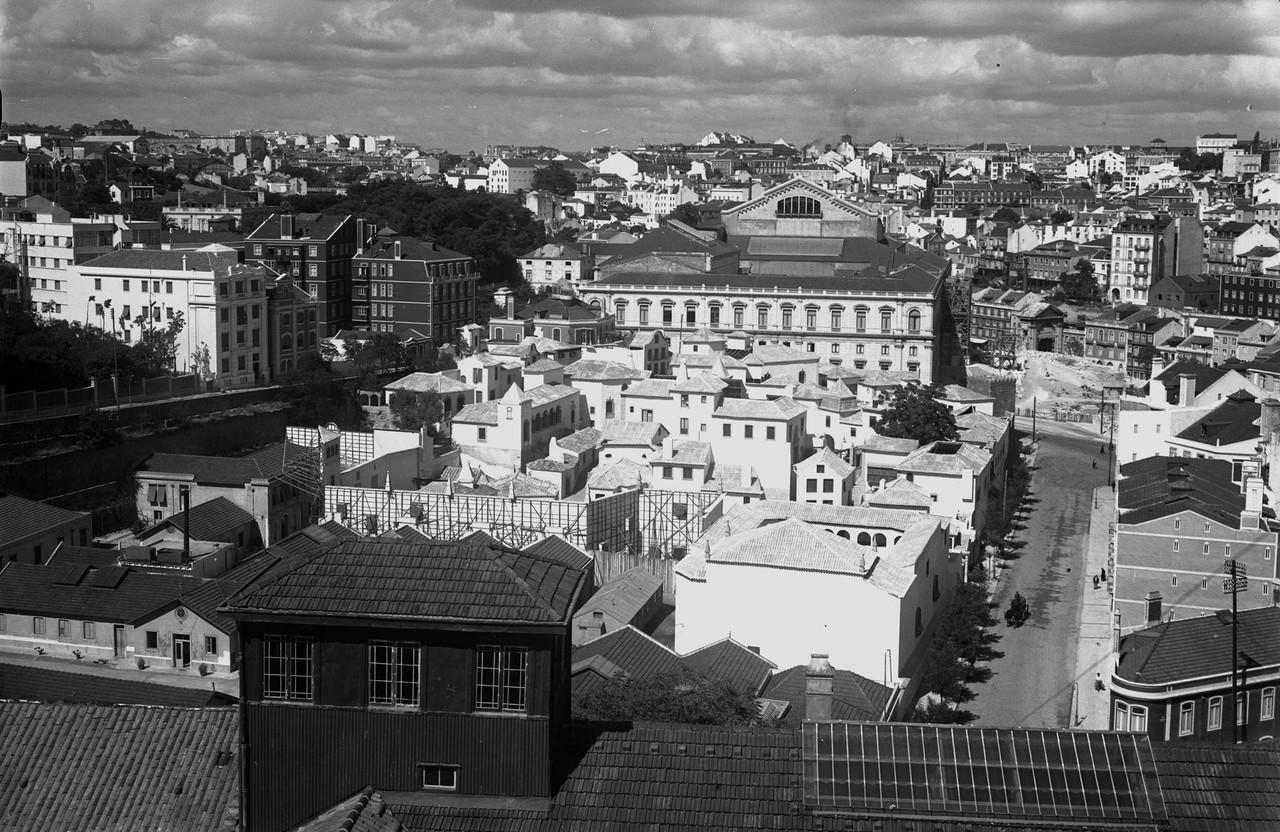 São Bento com a exposição Lisboa Antiga edu.jpg