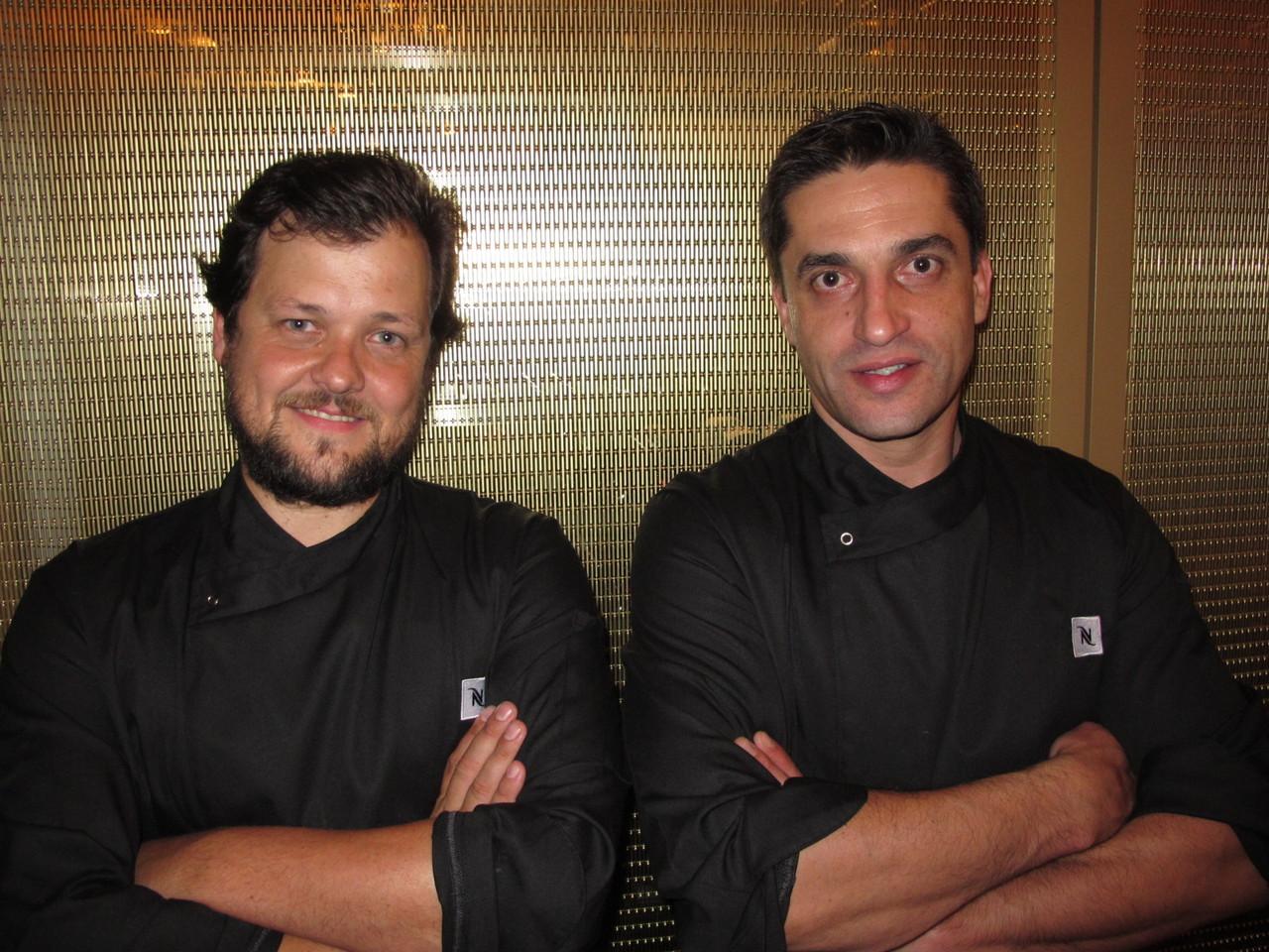 João Rodrigues e Ricardo Costa