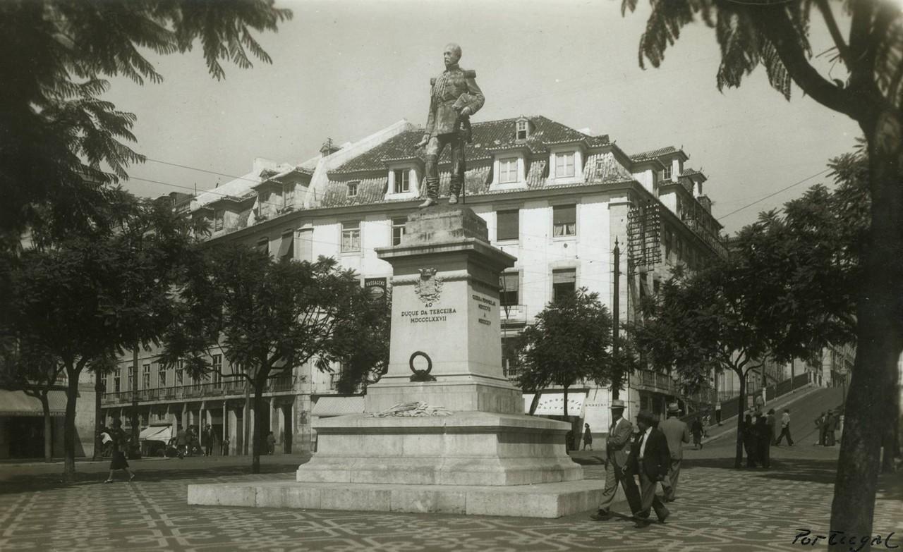 Estátua do Duque da Terceira, foto de Eduardo Por
