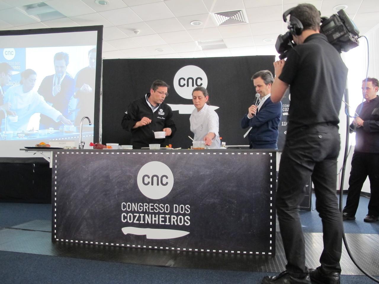 Antony Marques e Cristina Poças