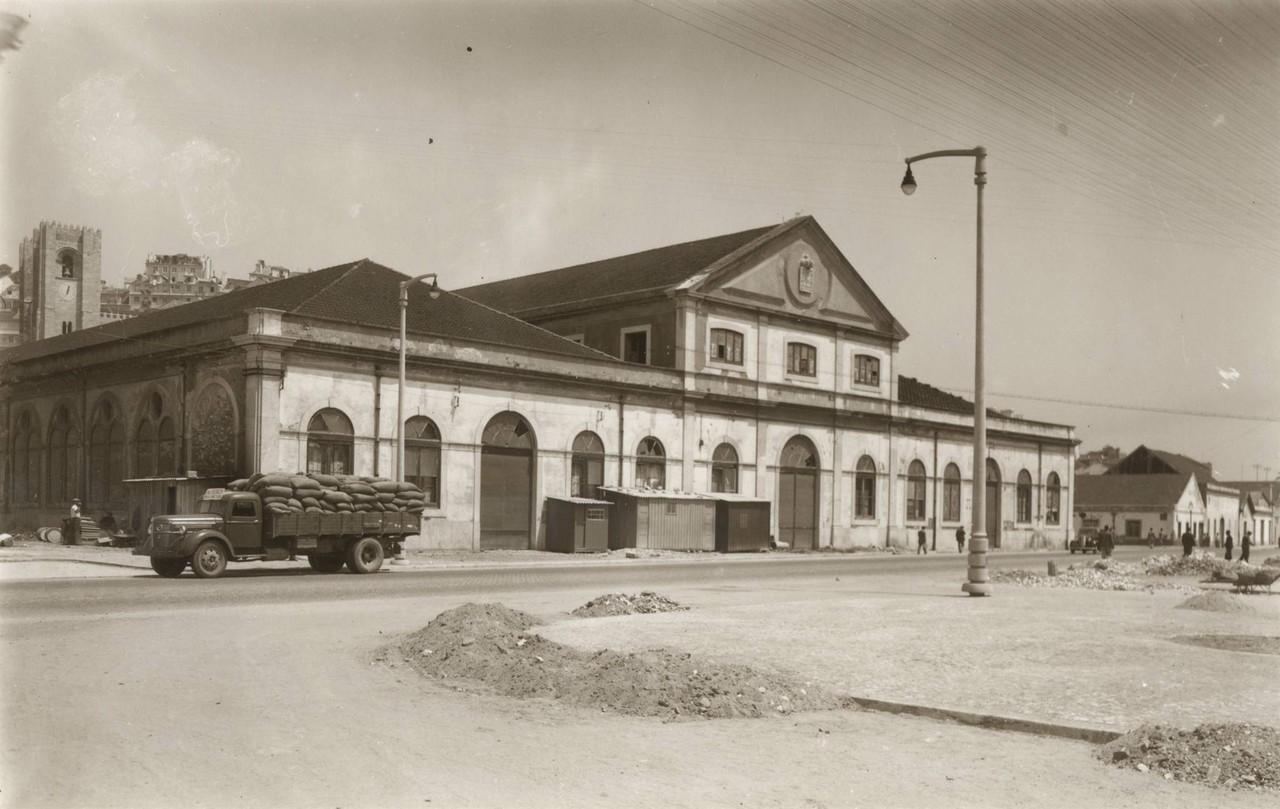 Alfândega Velha, 1949, foto de Edu.jpg