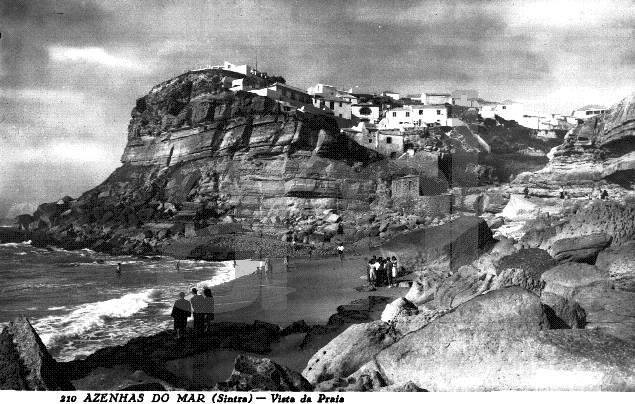 Azenhas vistas do mar.1953.António Passaporte.jpg