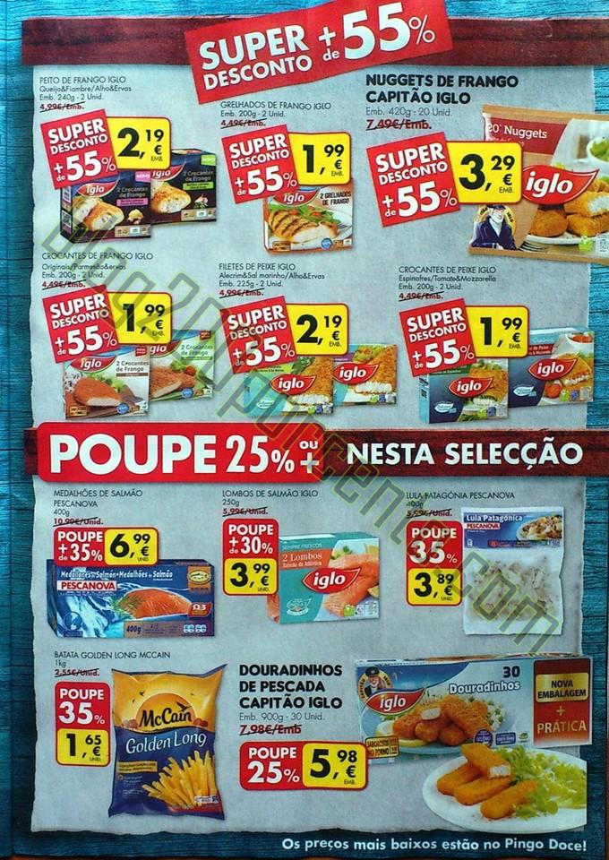 Antevisão Folheto PINGO DOCE Promoções de 12 a