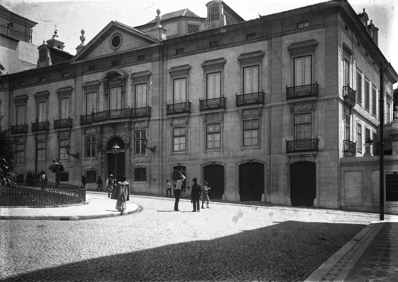 Palácio do Barão de Quintela e Conde de Farrobo