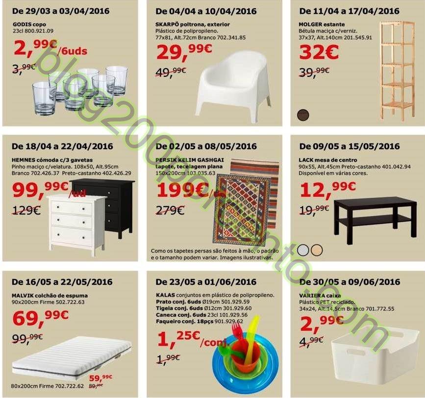 Antevisão Promoções IKEA Extra de 29 março a 9
