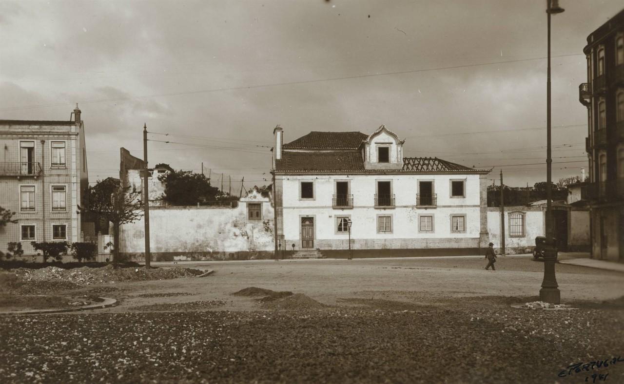 Campo Grande, local onde será a avenida dos Estad