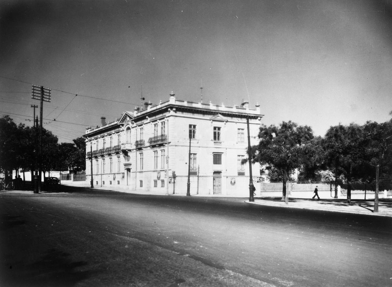 Palácio e parque Sabrosa, 1938,  kurt Pinto.jpg