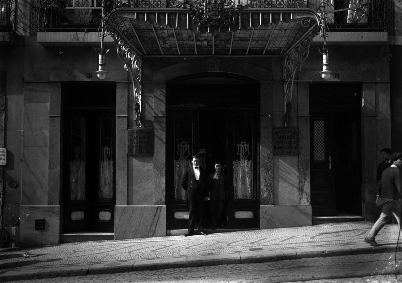 Restaurante Tavares, foto de Alberto Carlos Lima,