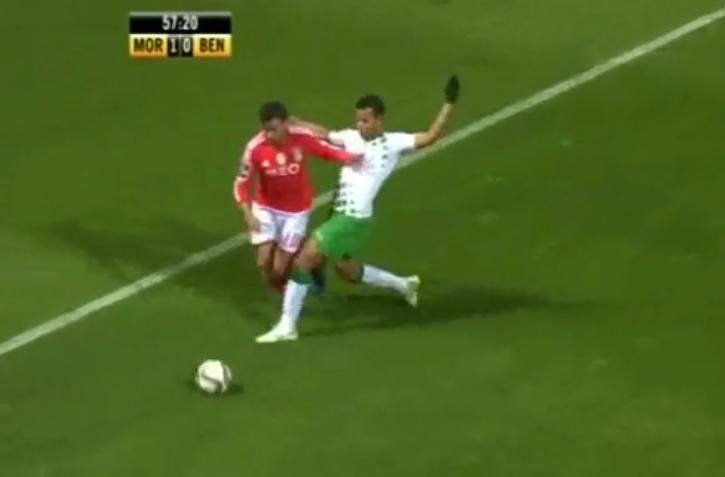 penalty Salvio