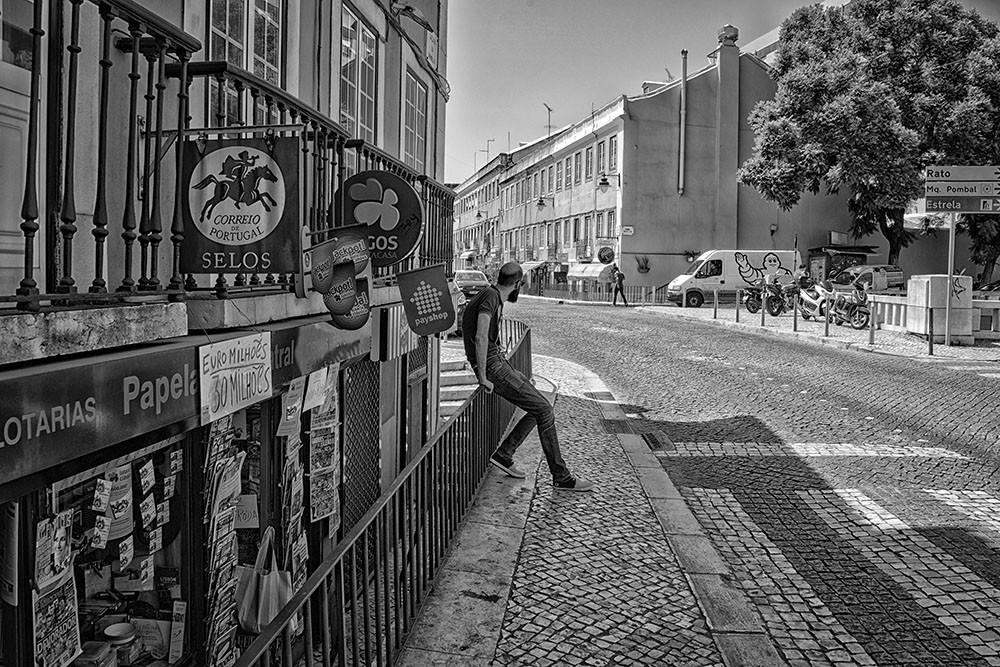 Lisboa - Rua Presidente Arriaga - Vasco 035 - Cóp