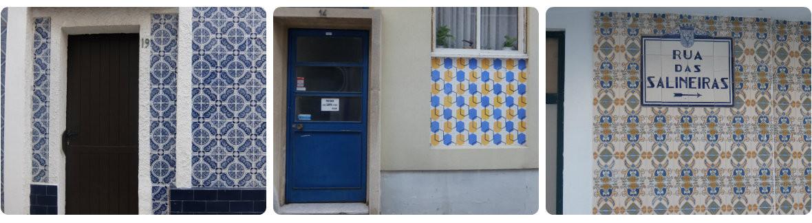 Casas de Aveiro e seus azulejos - Maria das Palavras
