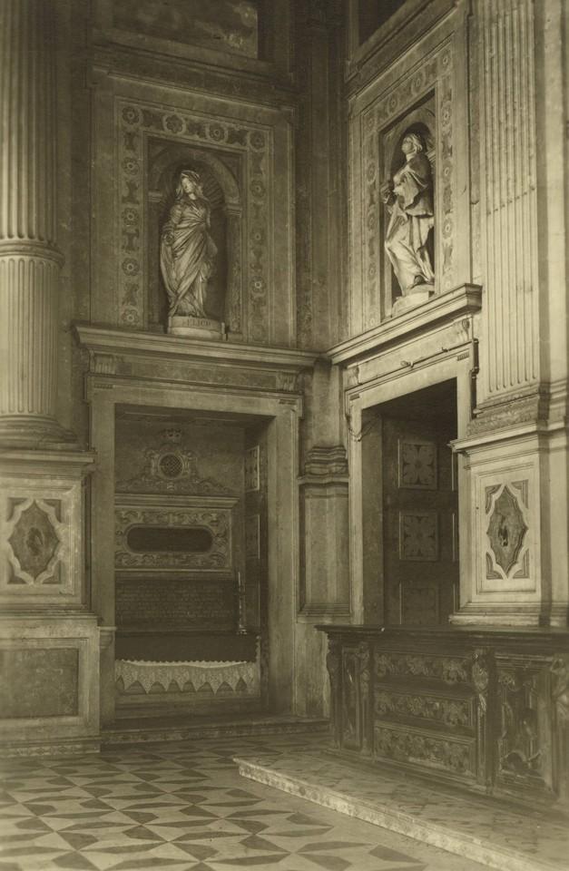 Sacristia do antigo colégio de Santo Antão o Nov