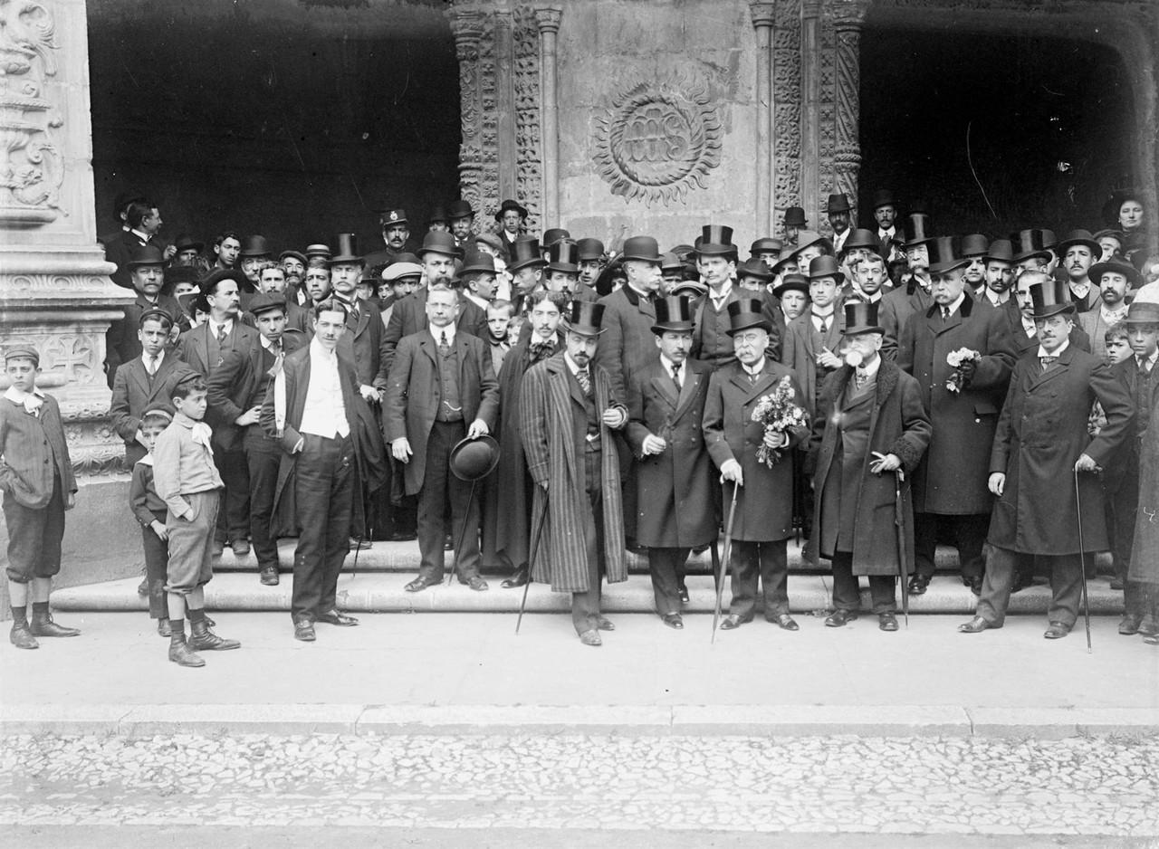 A comissão do centenário de Alexandre Herculano