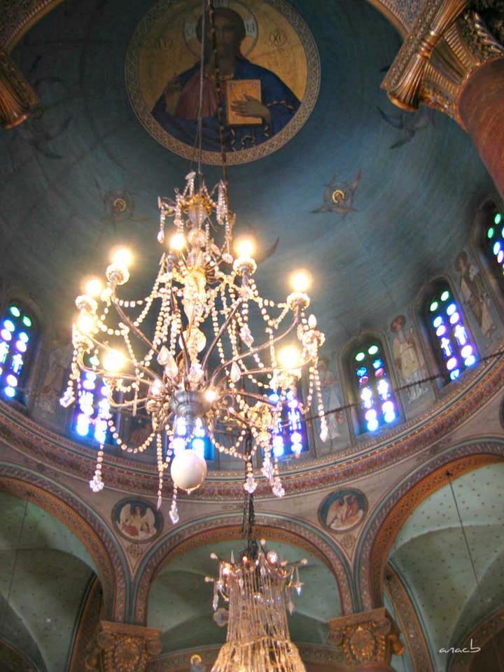 ao acaso #28 Mari Girgis (Igreja de S.Jorge), Bair