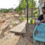 MOZAMBIQUE DISPLACED BY THE FLOODS
