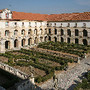 Mosteiro de Alcobaça -Claustro da Levada