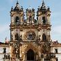 Mosteiro de Alcobaça_Fachada barroca da Igreja da
