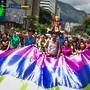 VENEZUELA GAY PRIDE MARCH