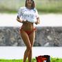 Claudia Romani: Modelo e árbitra de futebol