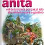 Anita de bicicleta não têm dinheiro pra gas