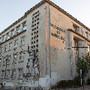 Nascer do sol na Universidade Coimbra FMUC