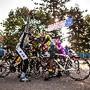 Selfie de ciclistas