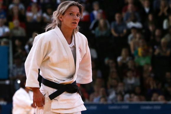 Telma Monteiro vs Marti Malloy