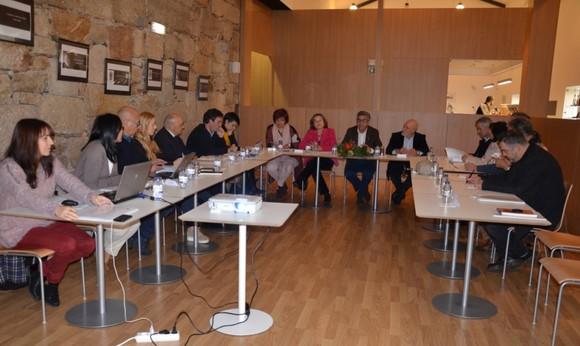 Comissão Científica reuniu hoje na Casa do Tempo