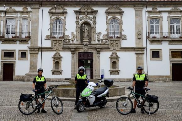 Guimaraes_Policia_Municipal_Ciclopatrulha